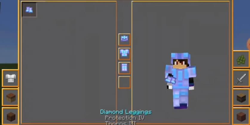 Lokicraft diamond armor
