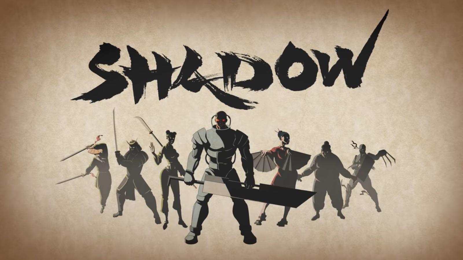 Shadow Fight 2 Bosses
