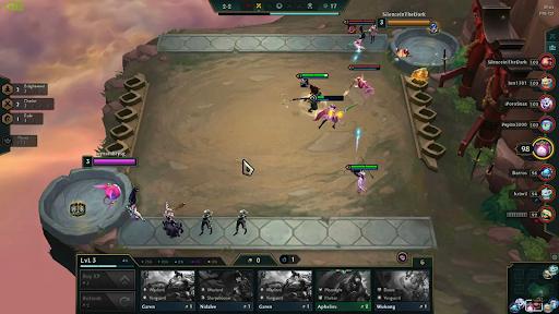 Team Fight Tactics Gameplay