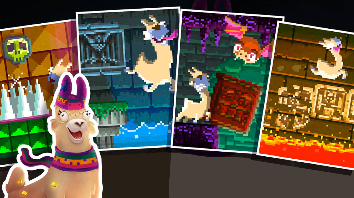 adventure llama PC free