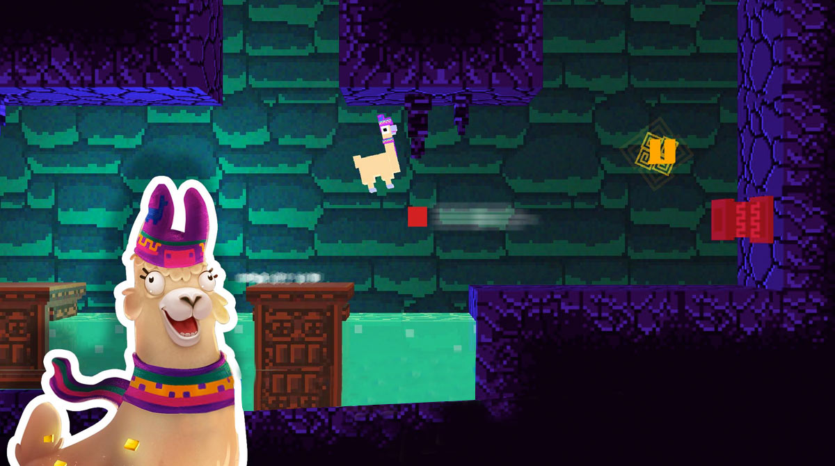 adventure llama download PC