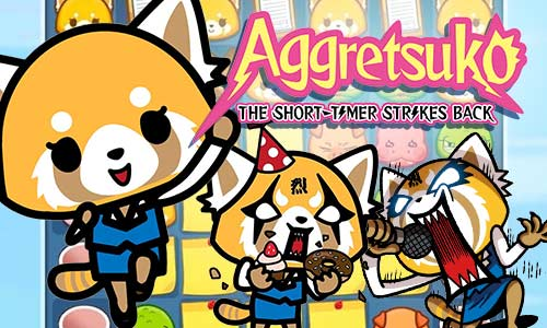 Play Aggretsuko : the short timer strikes back on PC
