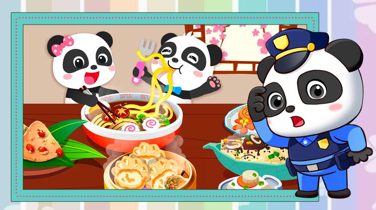 baby panda world download PC free
