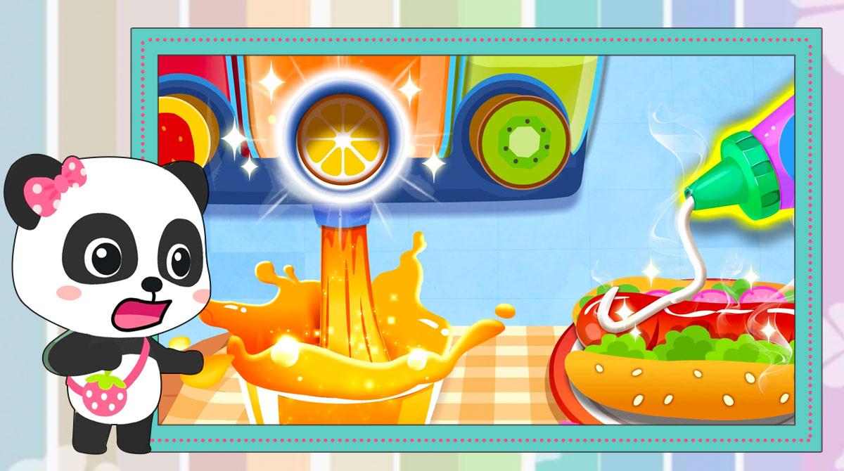baby panda world download PC