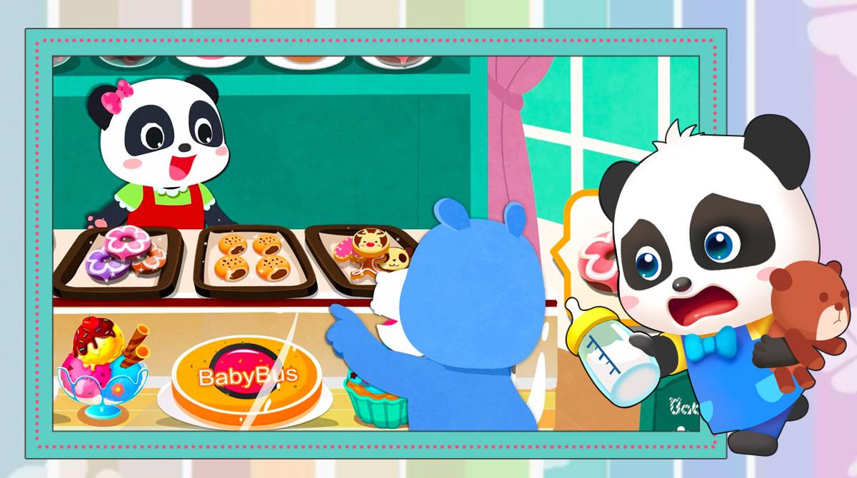 baby panda world download free