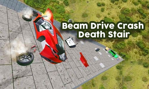 Play Beam Drive Crash Death Stair Car Crash Accidents on PC