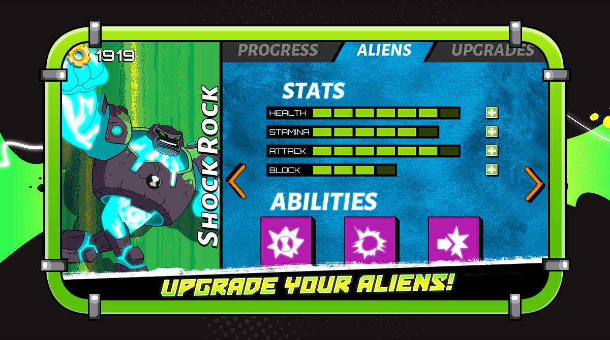 ben 10 omnitrix hero aliens vs robots download PC free