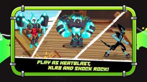 ben 10 omnitrix hero aliens vs robots download free