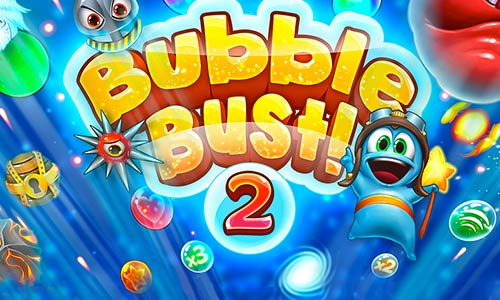 Play Bubble Bust! 2 on PC
