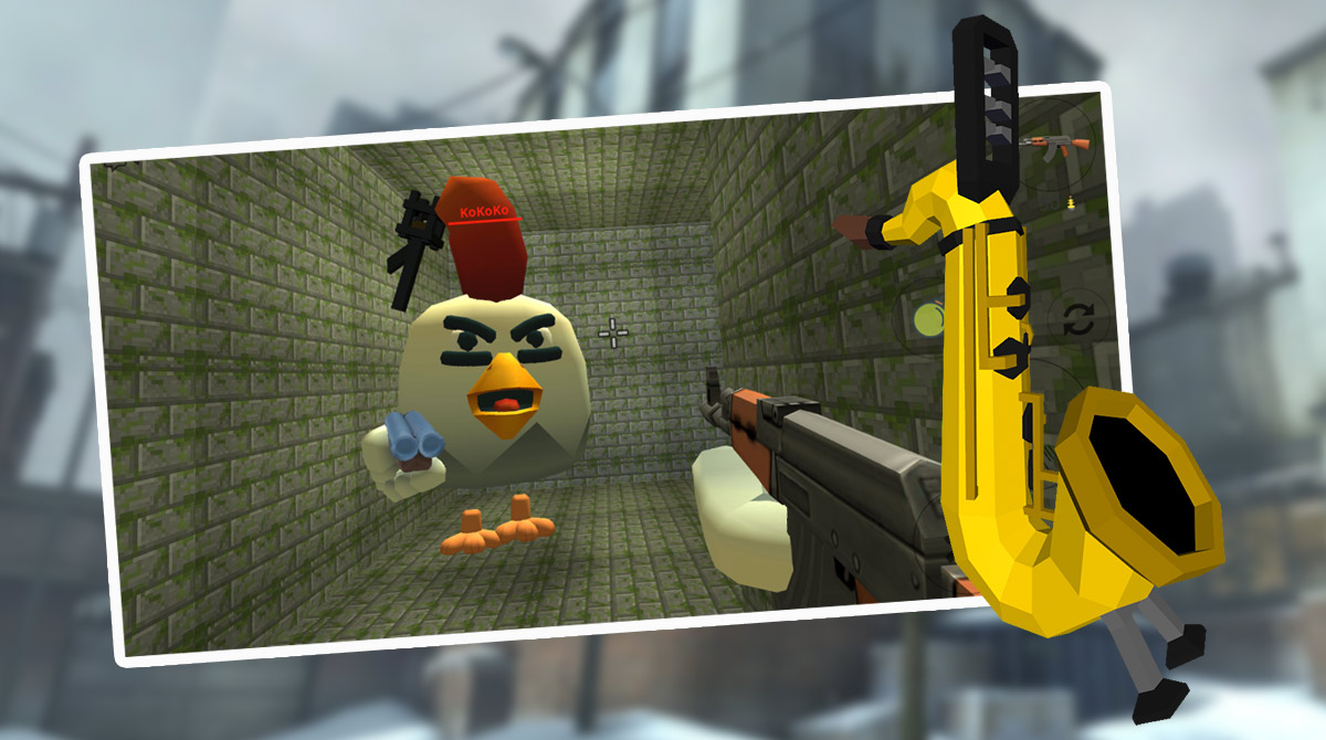 chickengun PC free