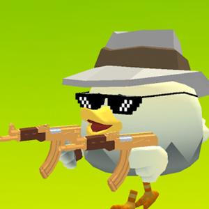 Play Chicken Gun on PC