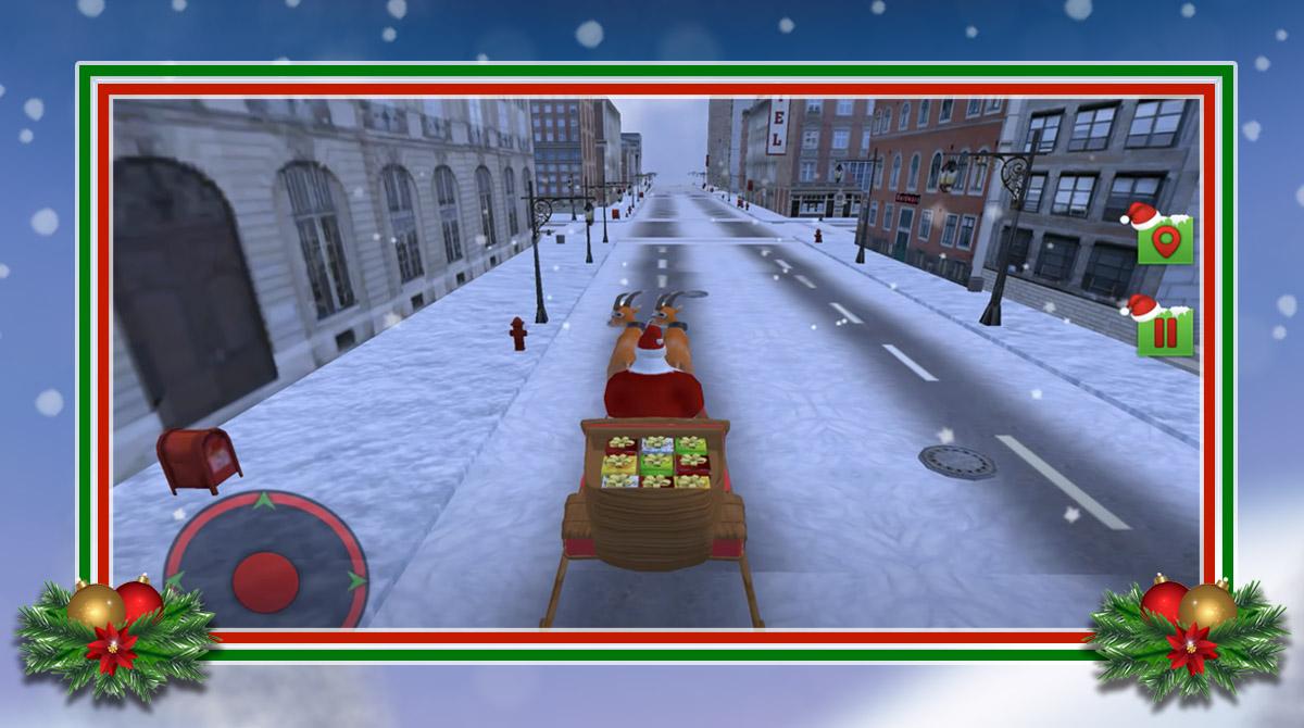 christmas santa download free