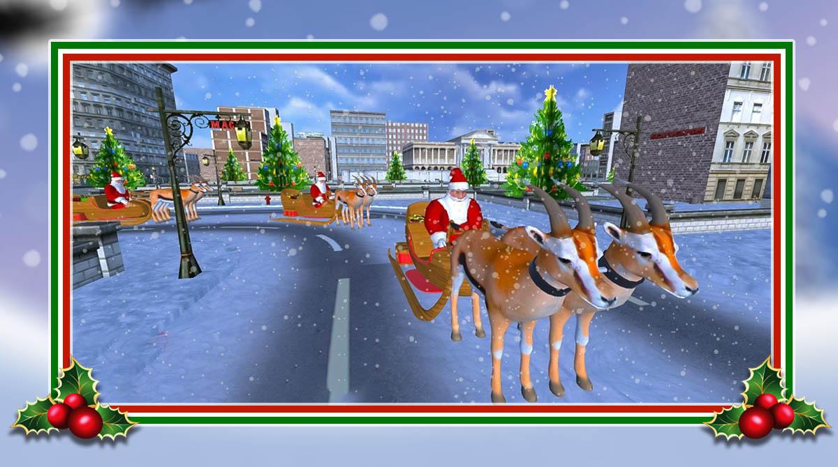christmas santa download pc free