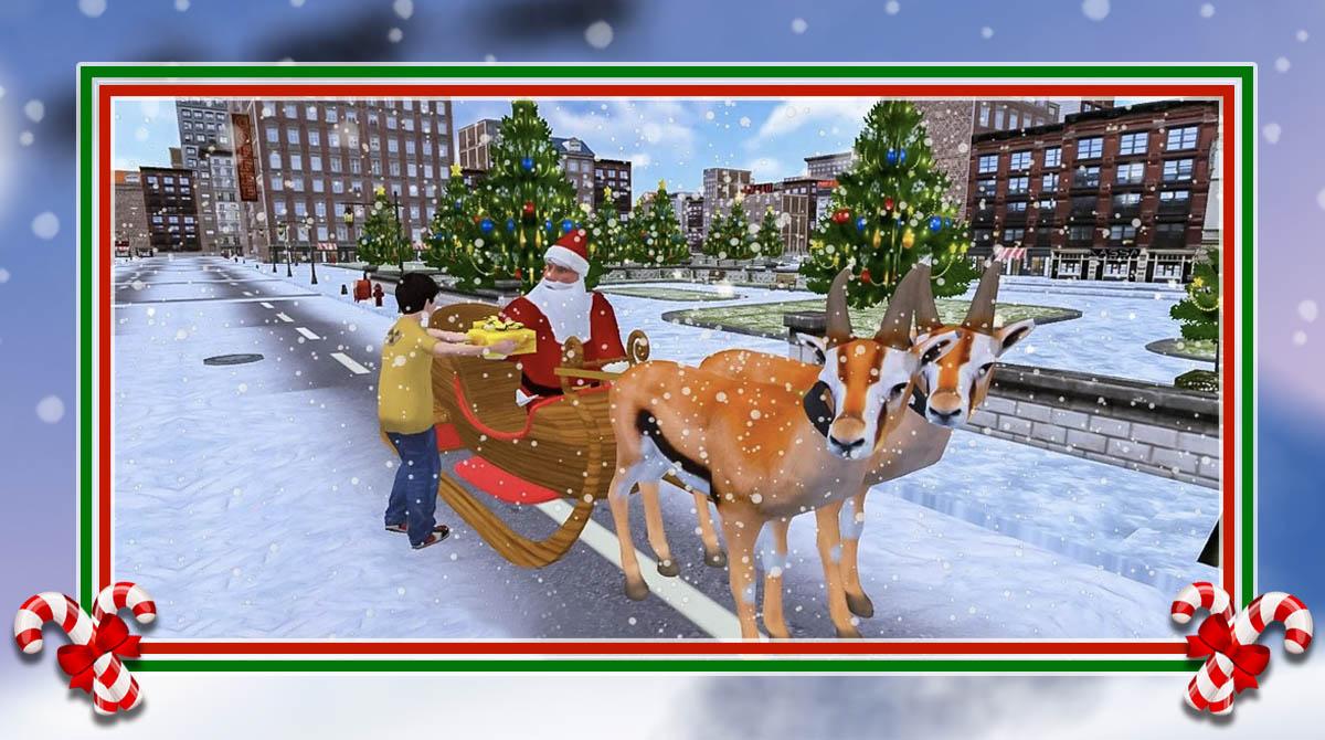 christmas santa download pc