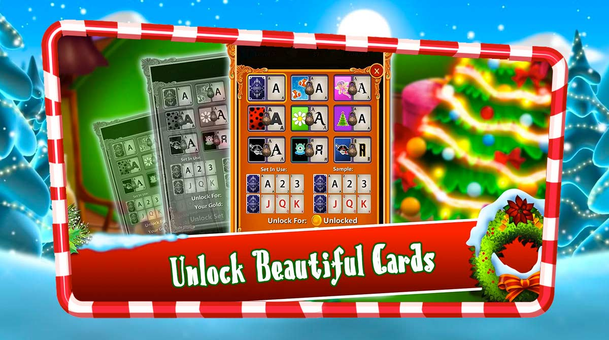 christmas solitaire download PC