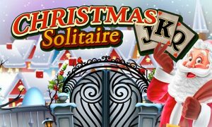 Play Christmas Solitaire: Santa's Winter Wonderland on PC