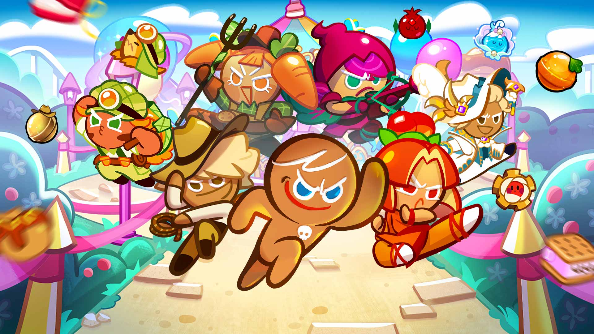 Cookie Run for PC