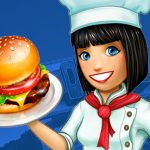 cooking fever burger service