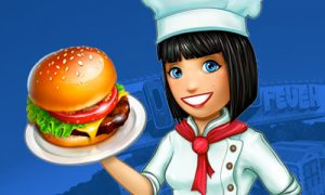 cooking fever burger service