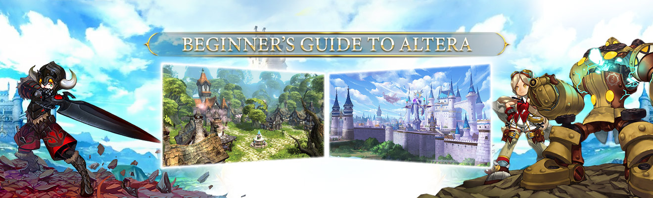dragon nest m beginner guide header