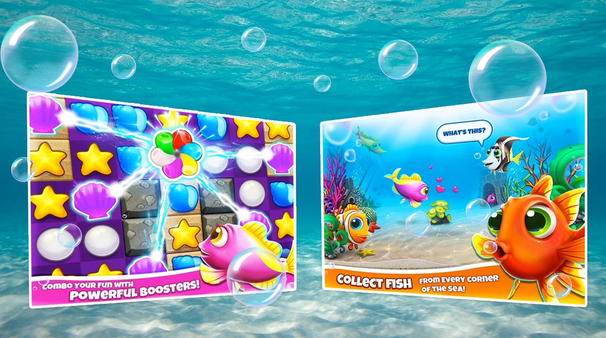 fish mania download PC