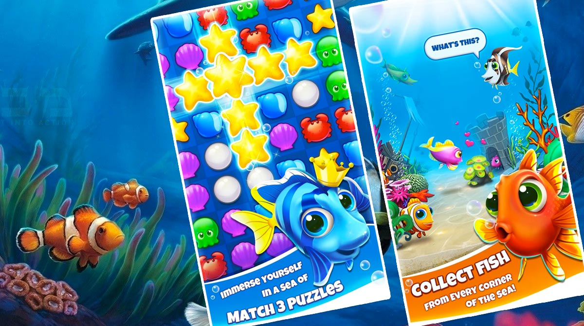 fish mania download free