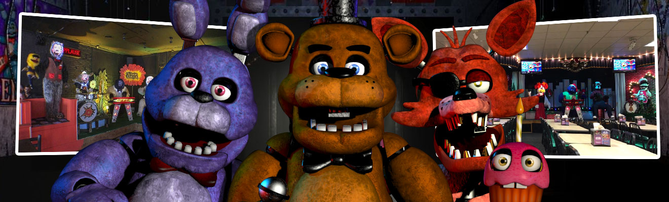 five nights at fredd s game inspiration