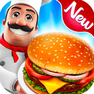 Play Food Court Fever: Hamburger 3 on PC