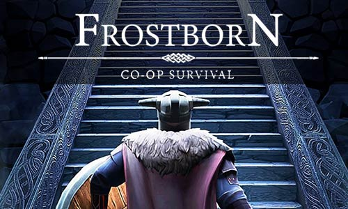 Play Frostborn: Coop Survival on PC