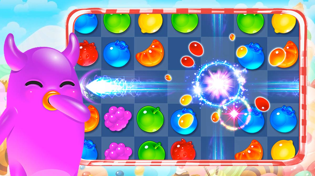 fruit candy blast download PC free