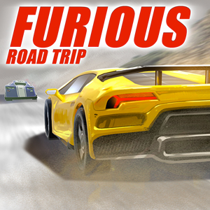 Play Furious Road Trip on PC