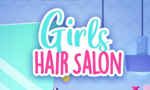 Play Girls Hair Salon on PC