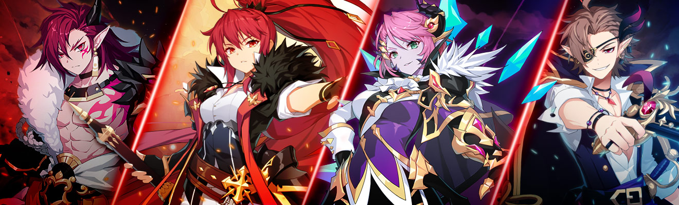 grand chase best characters in game header
