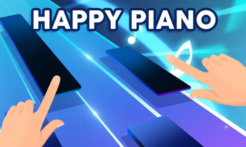 Play Happy Piano – Touch Music on PC
