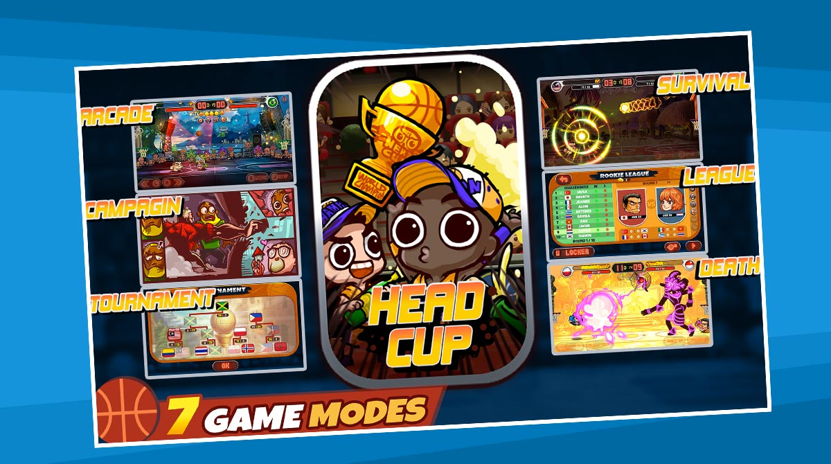 head basketball download PC