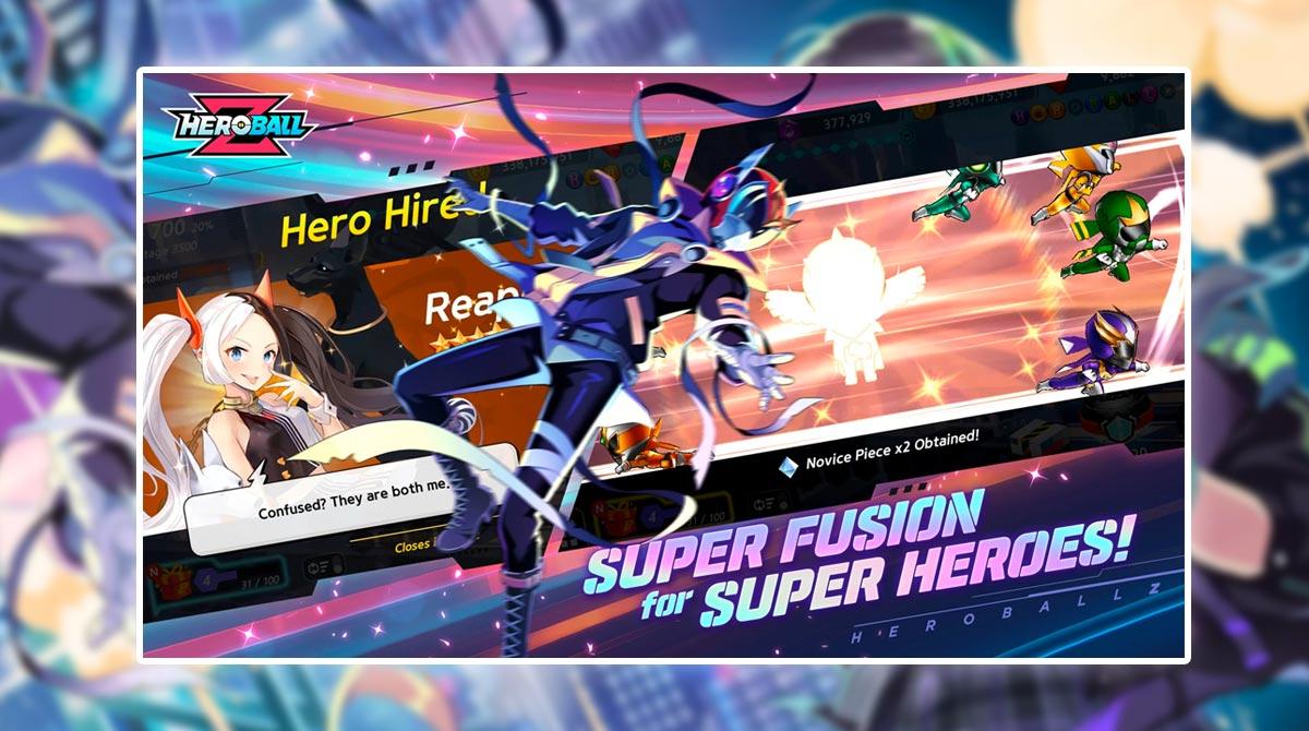 hero ball z download PC