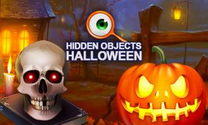 Play Hidden Objects Halloween Games – Haunted Holiday on PC