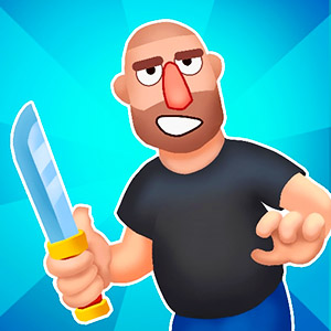 Play Hit Master 3D: Knife Assassin on PC