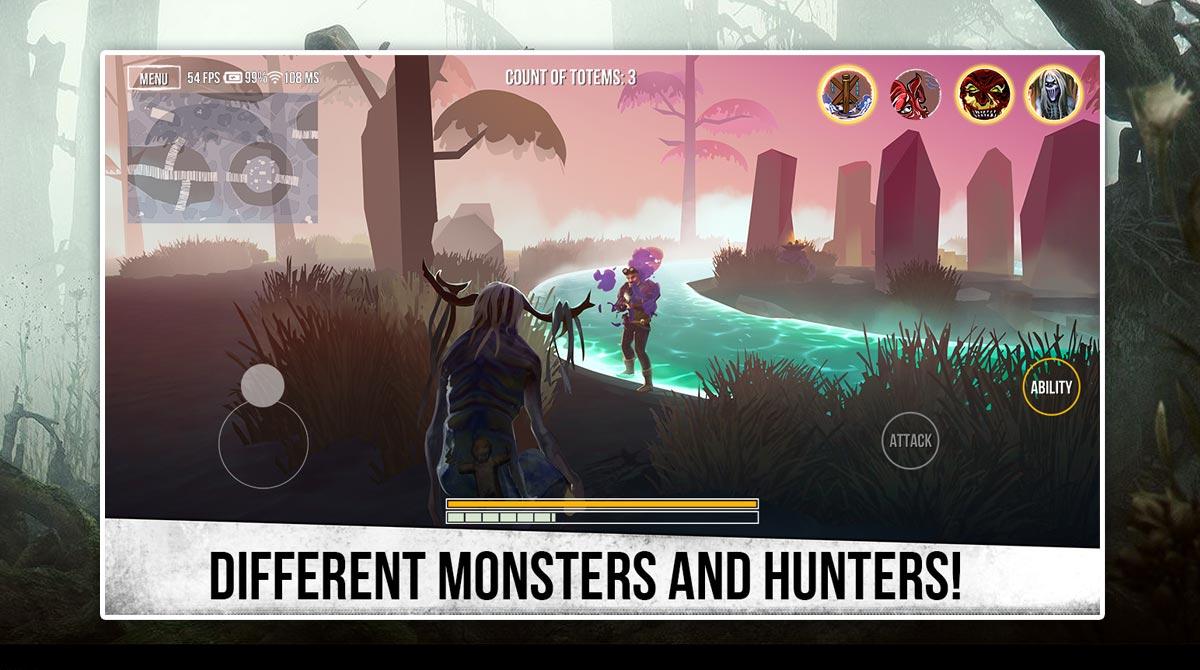horror hunt PC free