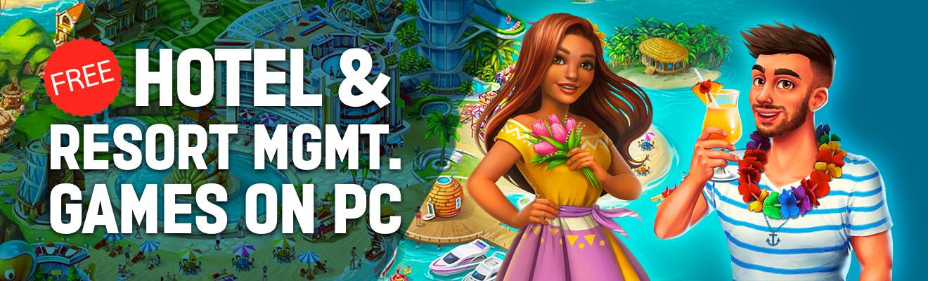 hotel islands free resort management games