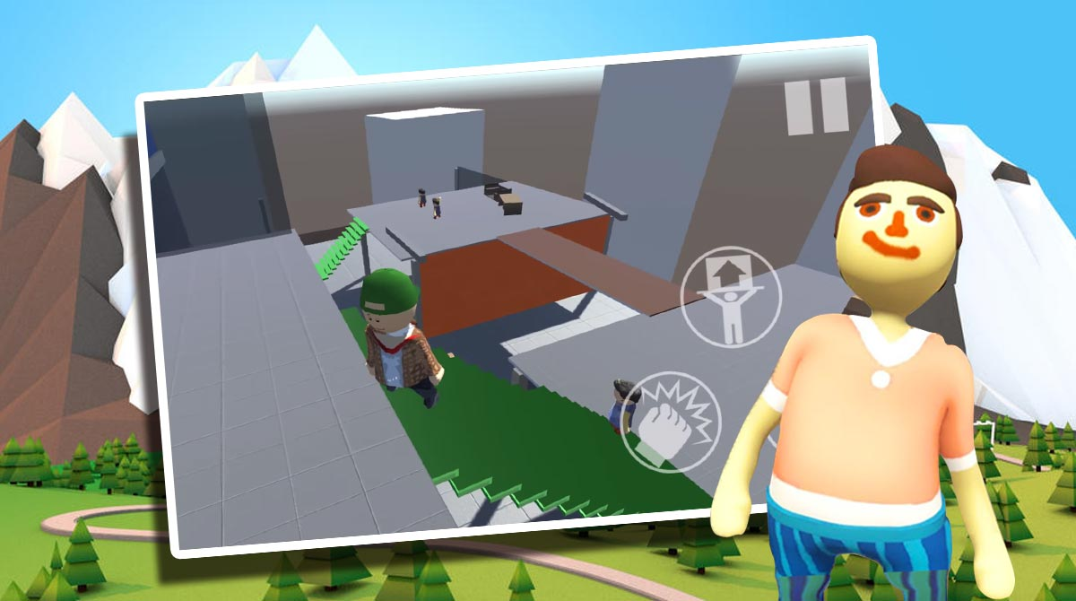 human fall neighbor flat mod download PC