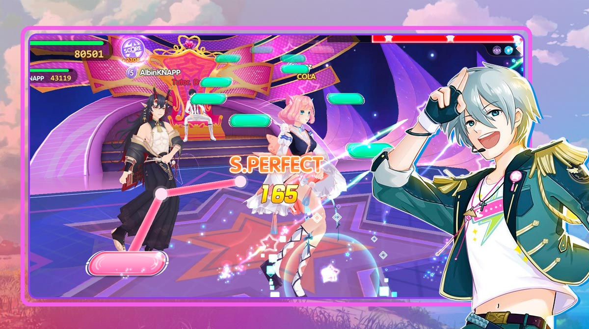 idol party download free