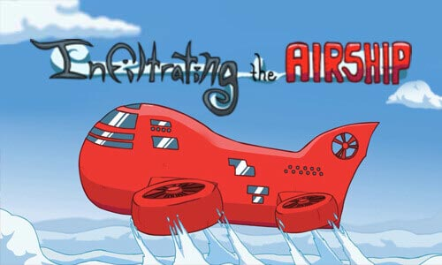 Play Infiltrating the Airship on PC