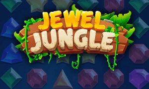 Play Jewels Jungle Treasure: Match 3 Puzzle on PC