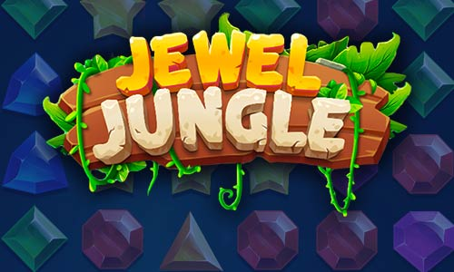 Play Jewels Jungle Treasure: Match 3 Puzzle on PC