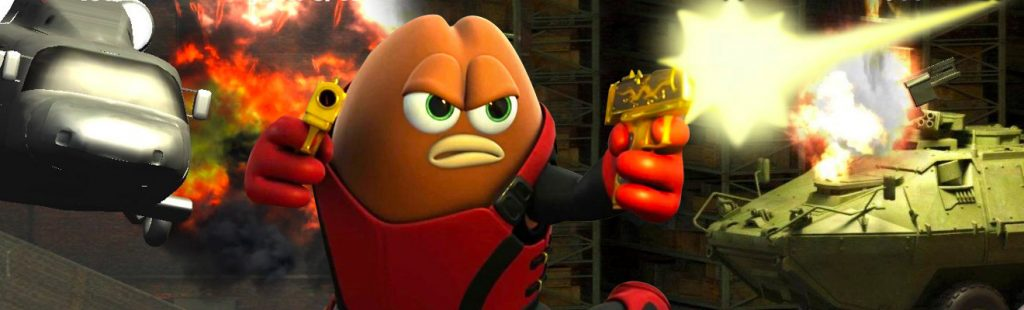 killer bean unleashed playing action 2021