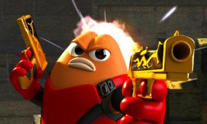 killer bean unleashed playing shooter 2021