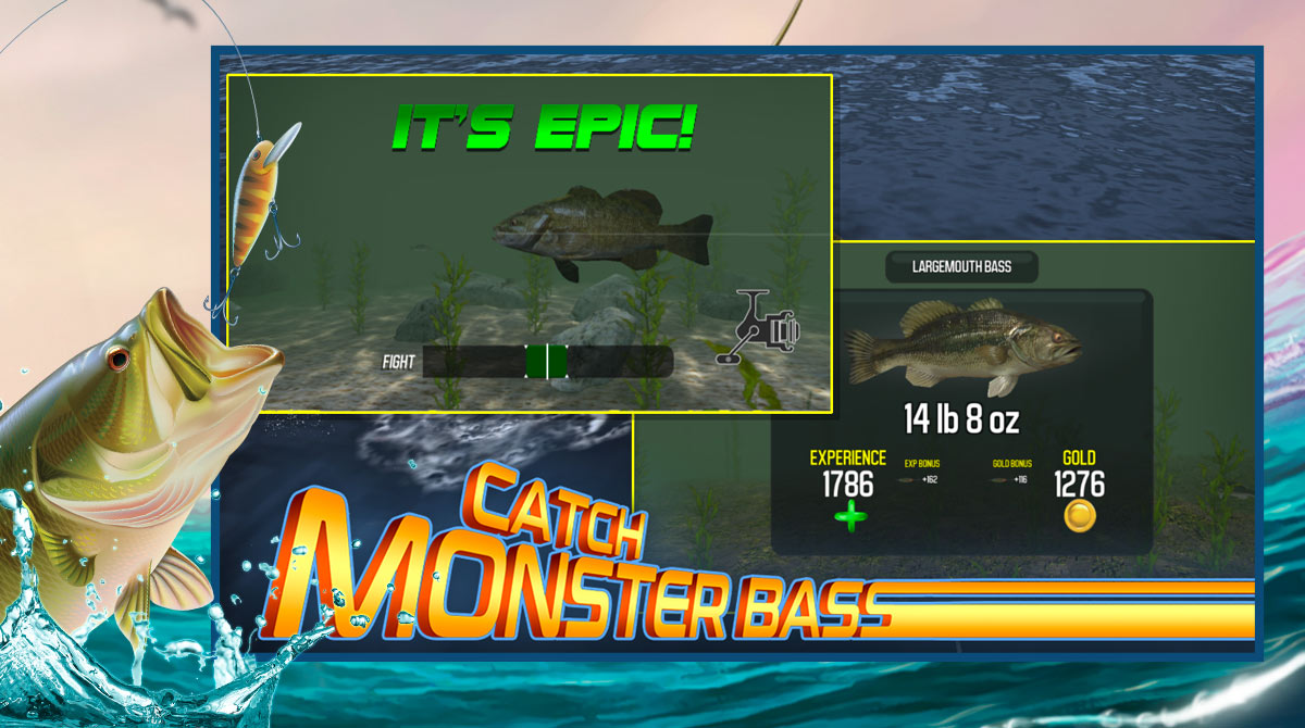 master bass angler download full version