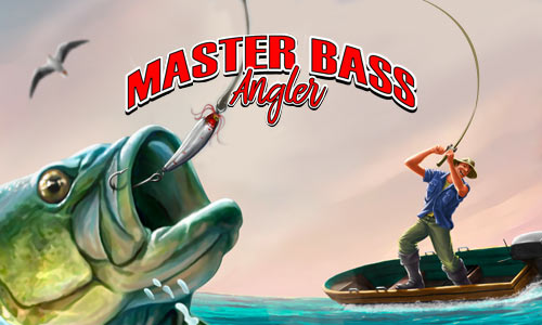 Play Master Bass Angler: Free Fishing Game on PC