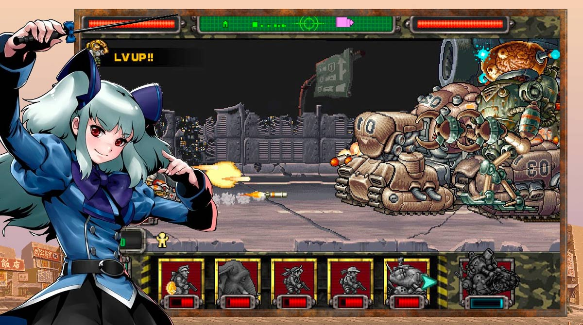 metal slug attack download free